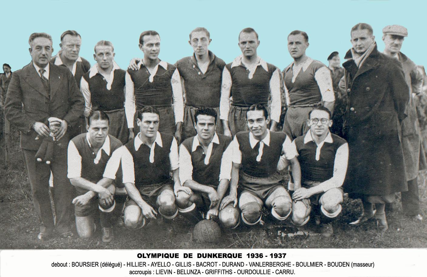 Histoire usl dunkerque - Coupe de france dunkerque ...