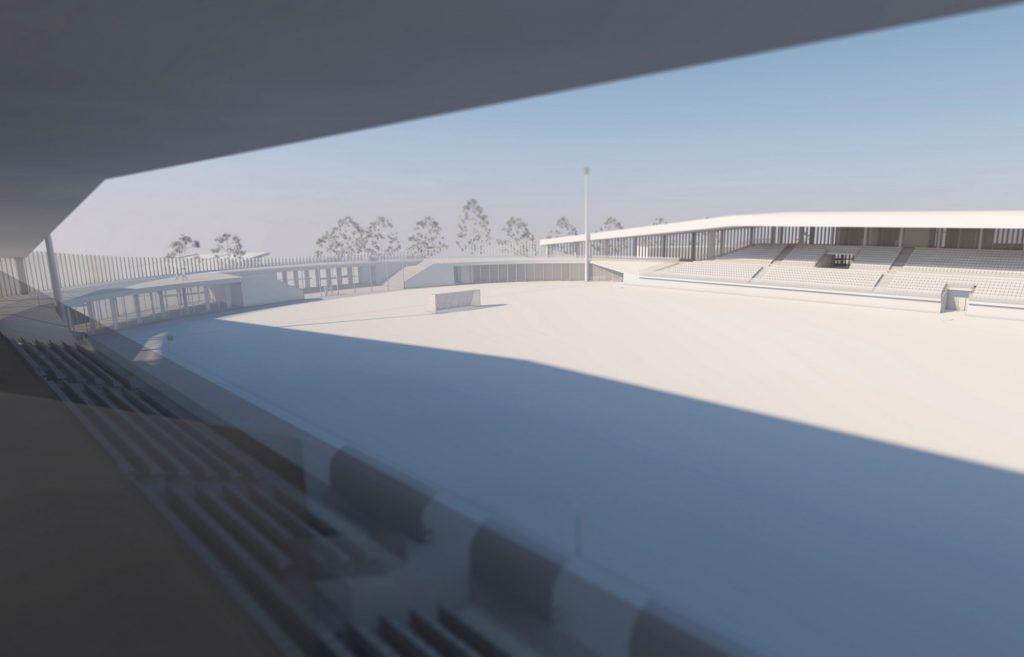 Entretien Avec L 39 Architecte Du Futur Stade Tribut Usl