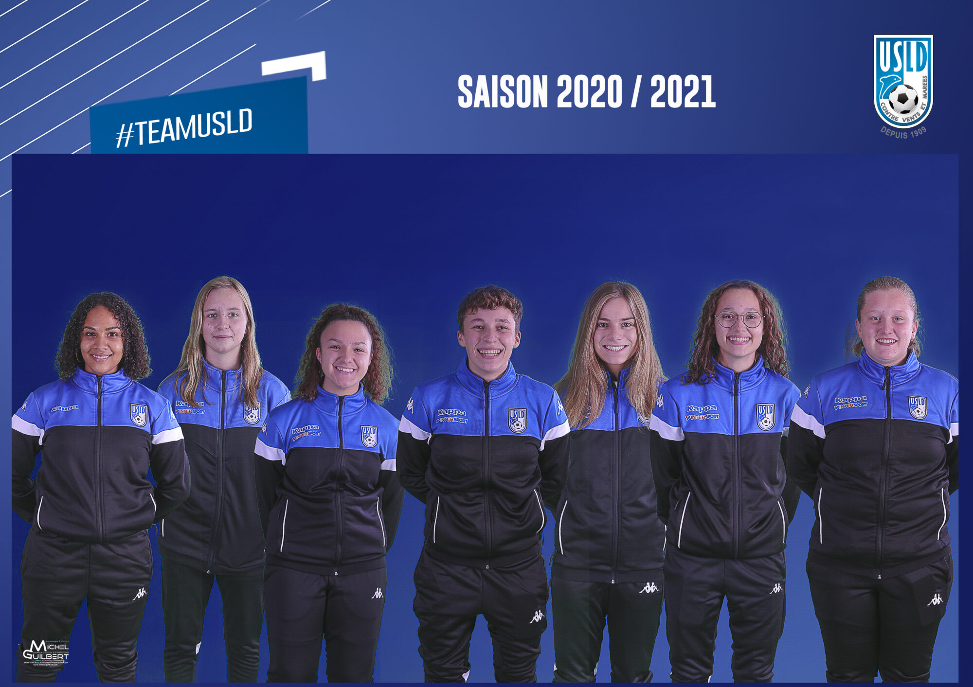 Groupe U18F